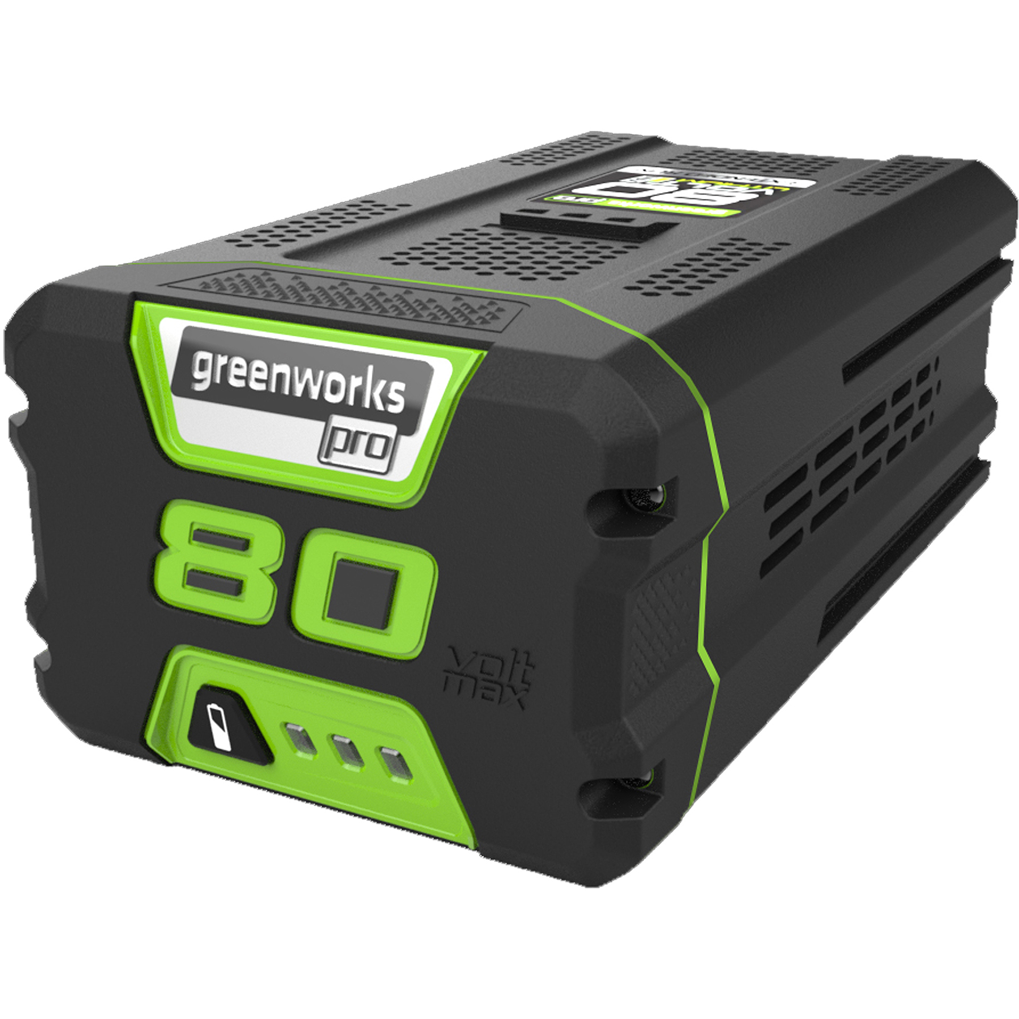 GreenWorks GBA80200 80-Volt 2.0AH Lithium Ion Battery