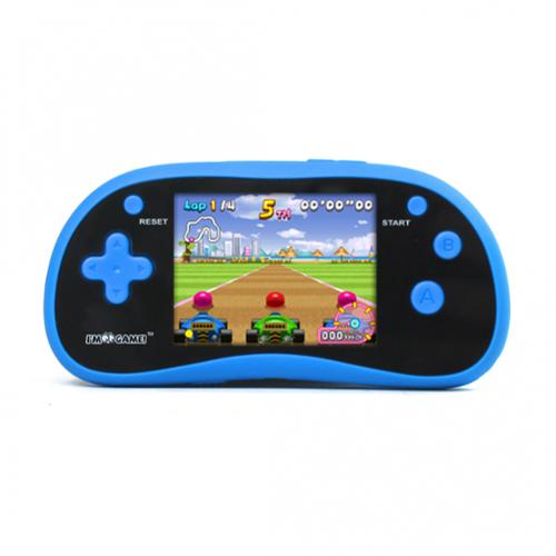 I'm Game GP180B 180 Exciting Games In One Handheld Player - Blue