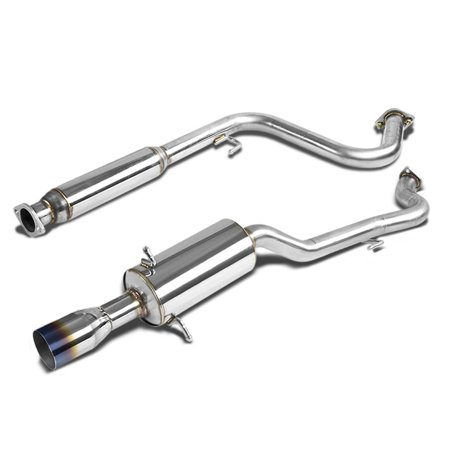 For 2005 to 2010 Chevy Cobalt Catback Exhaust System 3.5