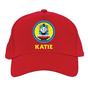 Personalized Thomas & Friends Sunshine Red Baseball Cap