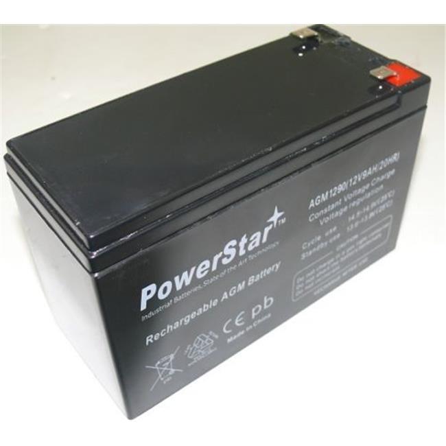 PowerStar PS12-9-406 APC Back-UPS XS 1200 9Ah Replacement Battery