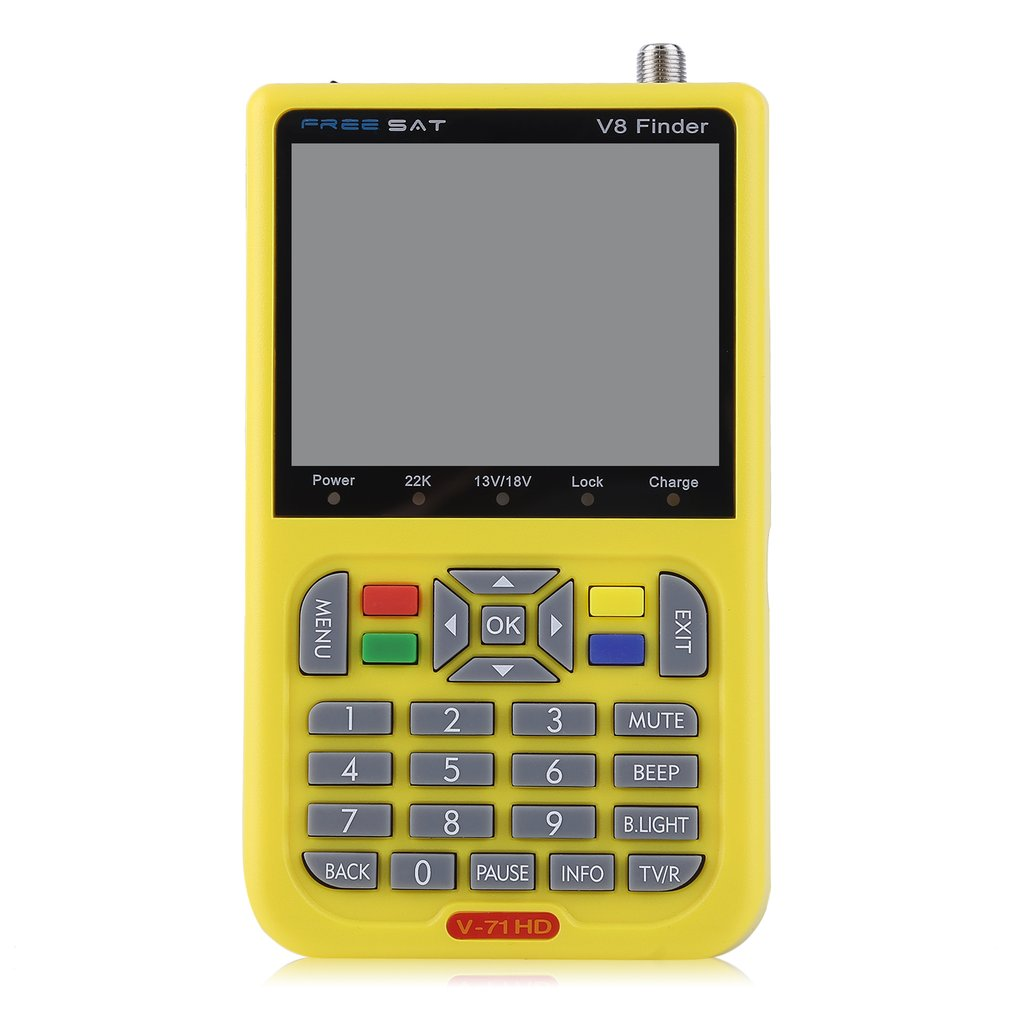 3.5 Inch LCD Finder Receiver FTA Signal Pointer Digital S...