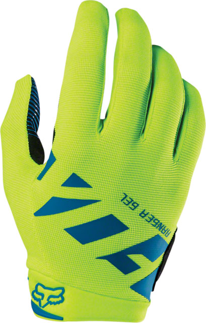 Fox Racing Ranger Gel Men/'s Full Finger Glove Black MD
