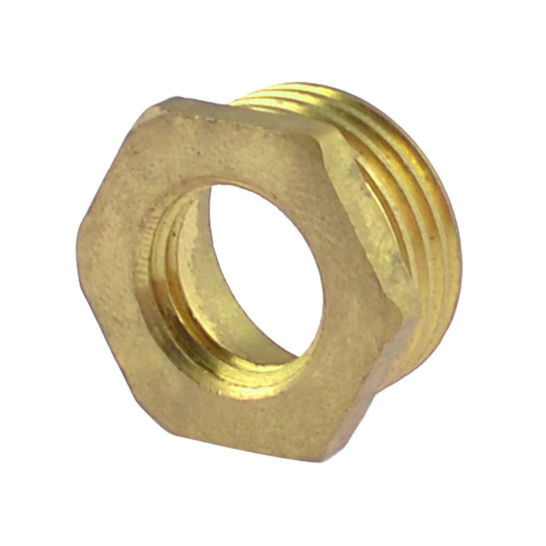 """18mm x 20.5mm Hydraulic Fitting Flare Coupler 1//2/"""" NPT to 1//2/"""" PT"""