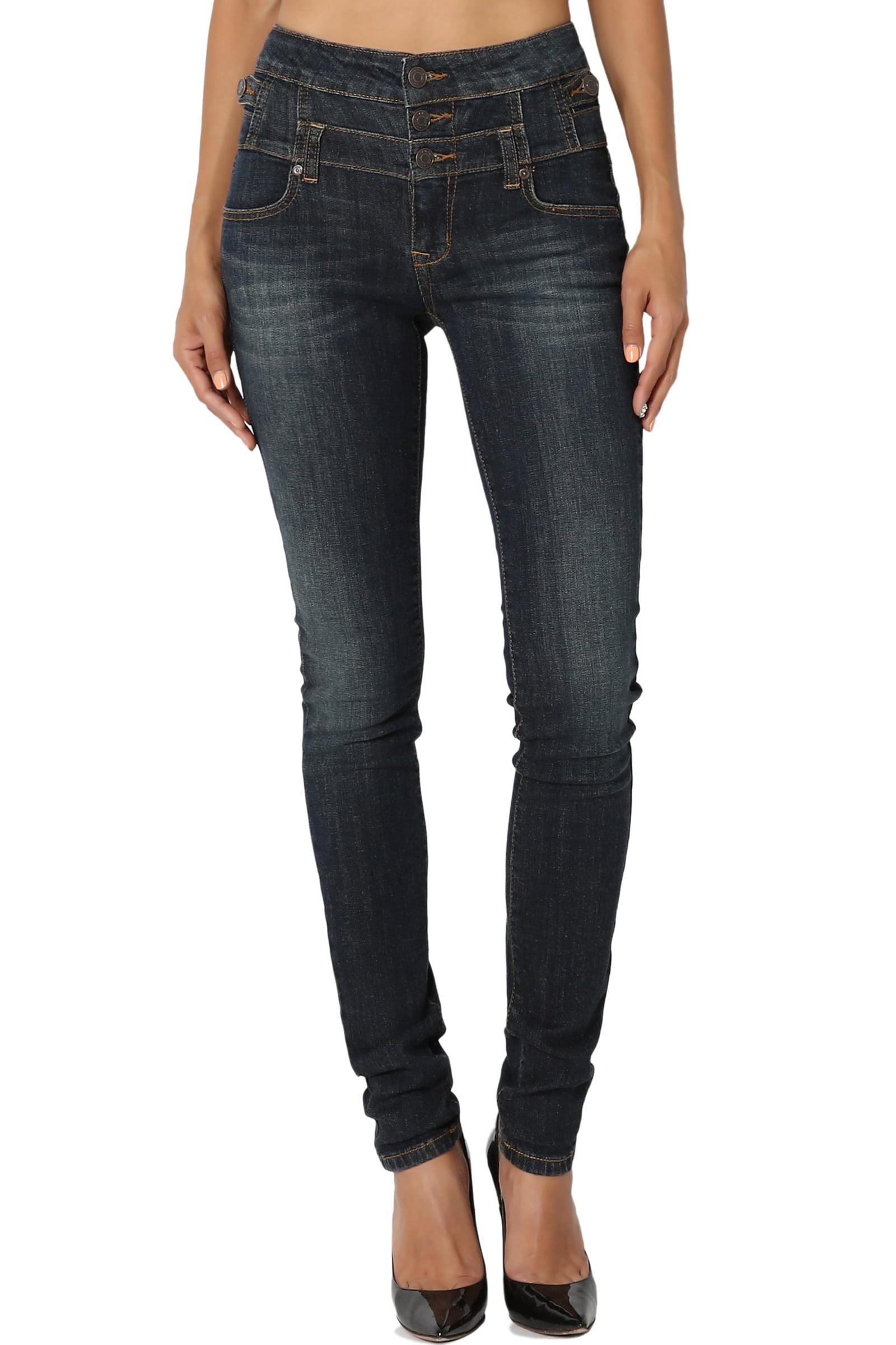 curvy skinny never fade black | bootlegger jeans