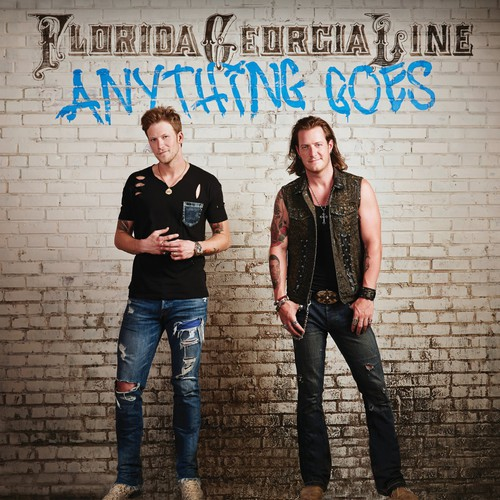 Florida Georgia Line - Anything Goes (CD)