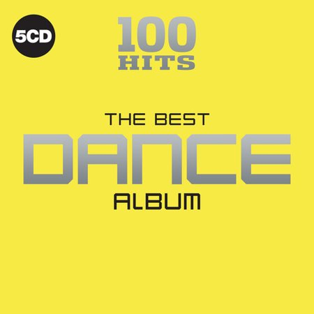 100 Hits: Best Dance Album / Various (CD) (Shakira Best Dance Performance)
