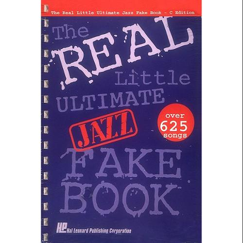 Hal Leonard The Real Little Ultimate Jazz Fake Book (C Edition)