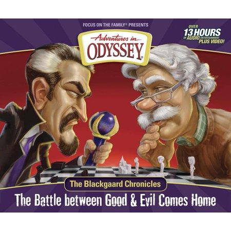 Audio Cd Adventures In Odyssey Blackgaard Chronicles 10