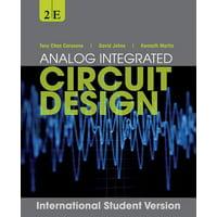 Analog Integrated Circuit Design.
