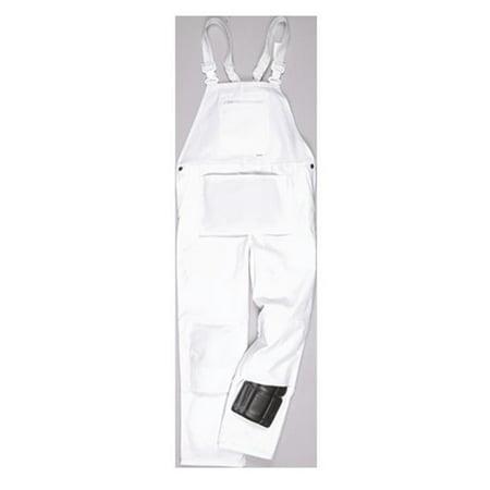 Portwest S810 Bolton Painters Bib-White-XL (Overalls Painters)