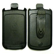 cellular accents holster for blackberry tour 9630 (black)