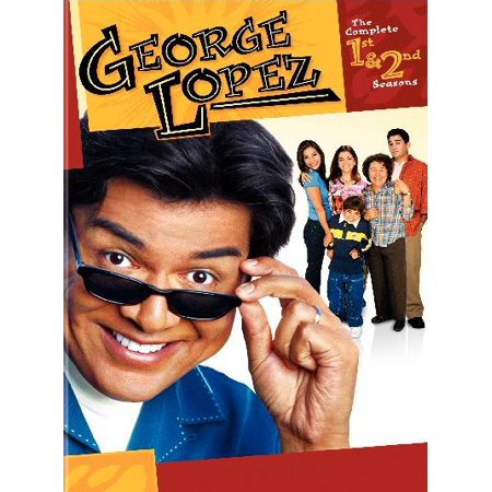 George Lopez: The Complete 1st & 2nd Seasons