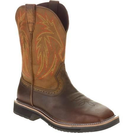 Herman Survivors Men's Dourado Steel Toe Western Boot - Walmart.com