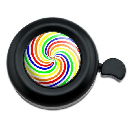 Rainbow Swirl Candy Bicycle Handlebar Bike - Rainbow Swirl