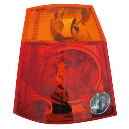 - 2004-2008 Chrysler Pacifica Driver Left Side Rear Back Lamp Tail Light
