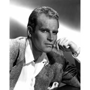 Charlton Heston 1950S Photo Print by Everett Collection