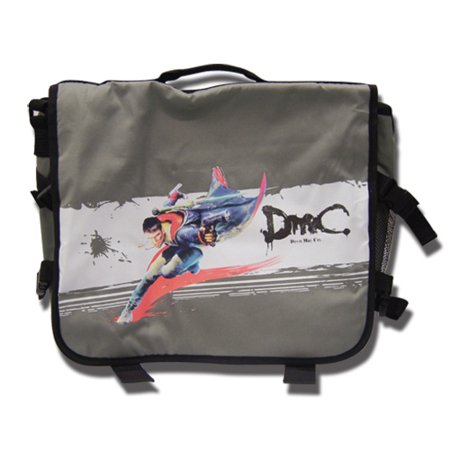 Messenger Bag - DMC - New Dante (Devil May Cry) Anime Licensed ge11038 (Dmc Dante Coat)