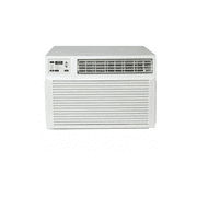 Amana AH123G35AX 11,600 BTU Room Air Conditioner with 10,700 BTU Heat Pump and u
