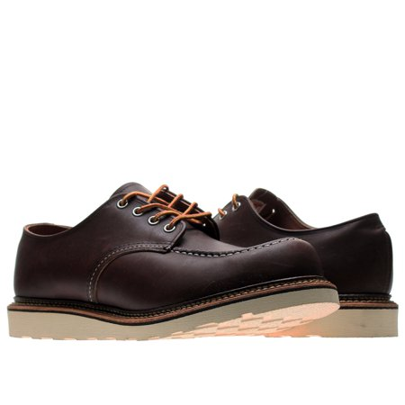 Red Wing Heritage 8109 Classic Oxford Moc Toe Mahogany Men's Shoes 08109