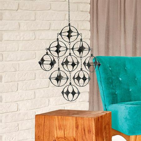 Design Toscano Kinetic Constellation Futuristic Mobile Hanging