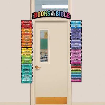 IN-13742726 Bible Timeline Door Border - Bible Time Line