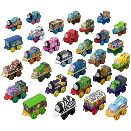 Thomas & Friends MINIS, 30-Pack Train Engines Set