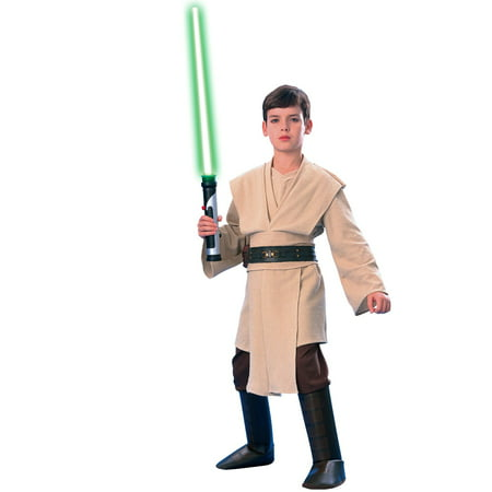 Star Wars Deluxe Jedi Costume for Boys ()