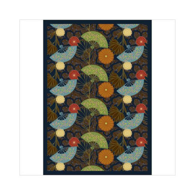 Joy Carpets Pacific Rim 10 ft2 inch 100 Pct.  STAINMASTER Nylon Machine Tufted- Cu