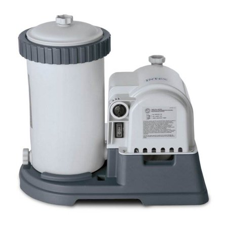 Intex Adapter B w/Collar (Pair) + 2500 GPH Filter + 6 Type B Replacement Filter - image 1 of 12