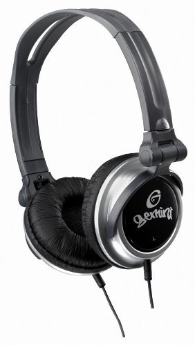Gemini DJX-03 Professional DJ Headphones (On Ear) by Gemini