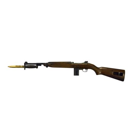 - Semi-Automatic M1 Carbine A Standard Firearm for The U.S. Military in The World War II Era Poster Print, 17 x 11