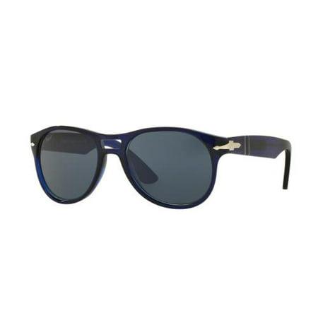 PERSOL Sunglasses PO 3155S 1047R5 Blue 54MM