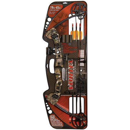 Barnett Sports & Outdoors Vortex Youth Compound Bow Package thumbnail