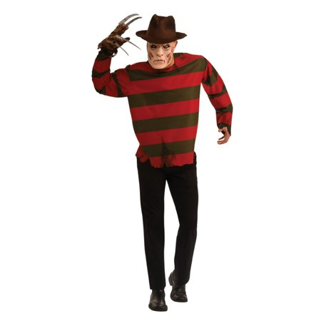 Adult Freddy Krueger Costume Rubies 889413 881563 - Freddy Krueger Costume For Adults