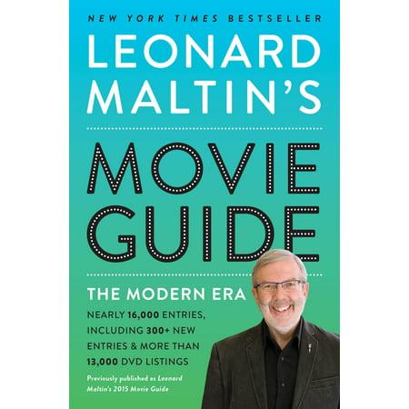 Leonard Maltin's Movie Guide : The Modern Era, Previously Published as Leonard Maltin's 2015 Movie - The Fifties Era
