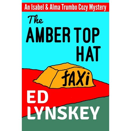 The Amber Top Hat - eBook - Detective Hats