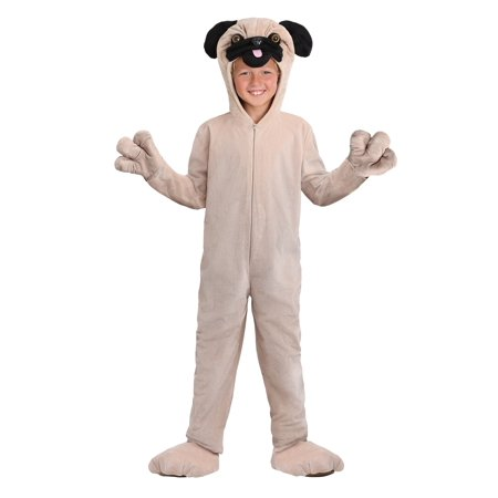 Hilarious Pun Halloween Costumes (Pug Costume for Kids)