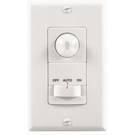 Wall Heath Christmas Lights Switch On : Heath-Zenith Motion Activated Wall Light Switch - Walmart.com