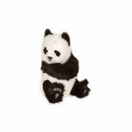 Hansa Large Panda Cub Plush Toy
