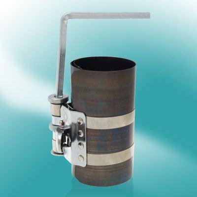 7.6 x 5.6cm Piston Ring Compressor Automotive Hand Tool - image 1 of 1