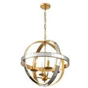 Joseph Allen 4-Light Globe Pendant