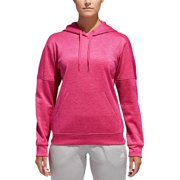 Adidas Team Issue Hoodie (Real Magenta, X-Small)