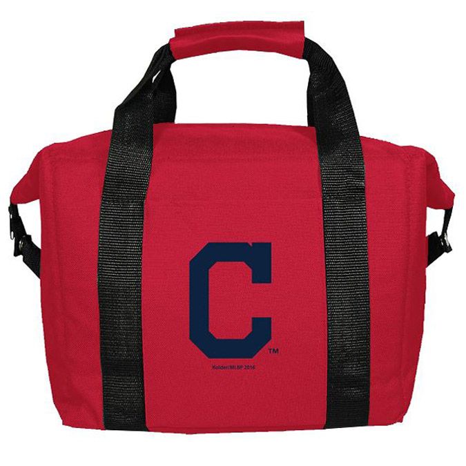 Cleveland Indians Kooler Bag - Navy Blue - No Size