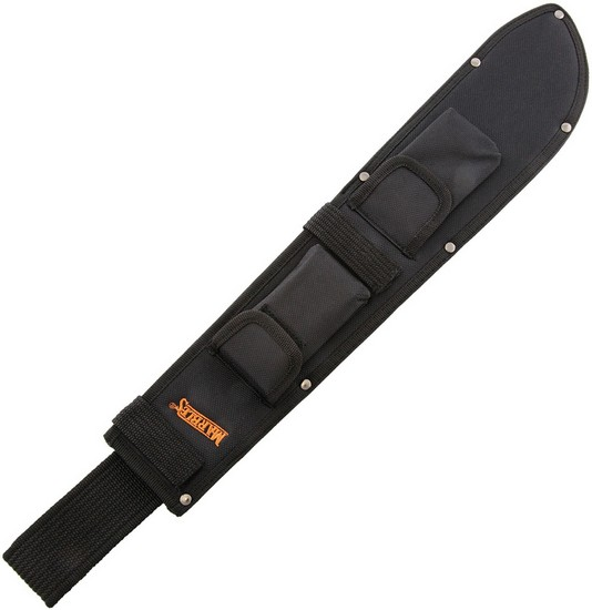 "Marbles MR394S Machete Sheath w Stone For 18"" Machete by Marbles"