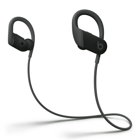 Powerbeats High-Performance Wireless Earphones with Apple H1 Headphone Chip - Black