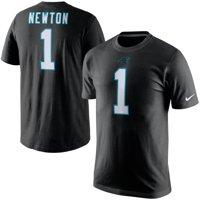 Product Image Cam Newton Carolina Panthers Nike Player Pride Name   Number  T-Shirt - Black cf61bad55
