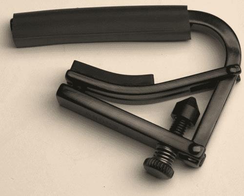 Shubb Capo NOIR Nylon String by Shubb