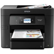 Epson WorkForce Pro EC-4030 Inkjet Multifunction Printer - Color - Copier/Fax/Printer/Scanner - 4800 x 1200 dpi Print - Automatic Duplex Print - 1200 dpi Optical Scan - 500 sheets Input - Fast Etherne