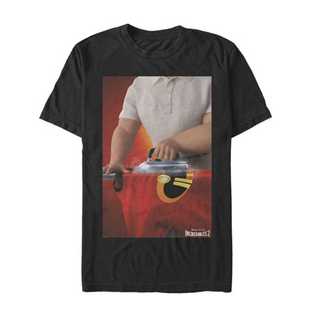 The Incredibles 2 Men's Costume Ironing T-Shirt